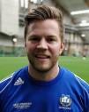 Jinny Holmgren är ett av tre nytillskott för Brukets Blå 2018.