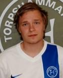 Rikard Vikberg blev matchens enda målskytt.