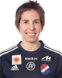 Sarah Elnicky friserade SDFF:s förlustsiffror till 1-4.