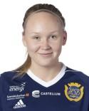Bara Wilma Wärulf deltog i årets samtliga SDFF:s matcher i årets elitetta.