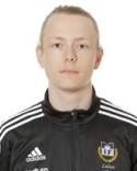 """Albin """"Trädet"""" Jonssons två mål fastställde MIF-segern till 5-2."""