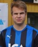 Anders Bohman nicckade in Ljunga/ Fränstas viktiga 1-2-reducering i slutet av den första halvleken.