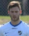 Oskar Nordlund tog hem årets skytteliga i division 2 Norrland.
