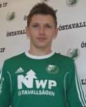 Yaroslav Voloshins två mål räckte inte ända fram till poäng.