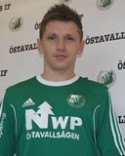 Yaroslav Voloshi lämnar Östavall efter två och ett halvt år.