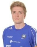 Jonas Richnau Ersson bröt dödläget på Thulevallen under fredagskvällen.