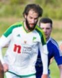 Ola Hagberg stängde matchen med sitt 2-0-mål.