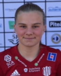 Alva Lodén, SDFF:s första nyförvärv.