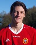 Alex Tomley svarade för ett mål och ett assist när Alnö gick vidare i DM.