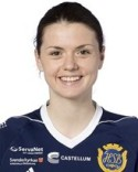 Sara Nimani satte ett hattrick mot Östtersund.