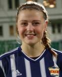 Tre mål mot SDFF - och i en DM-final. Erica Persson sover säkert gott i natt.