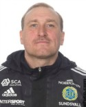 Mikael Bengtsson ska tillsammans med Sören Ericsson leda SDFF fram till sommaren.