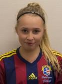Linn Jonsson är ett osäkert kort om hon kommer till spel. Skada oroar.