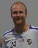 Jonas Nordström gjorde båda sina mål i rejäl motvind.