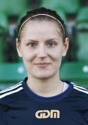 Malin Kristmansson är en av få tjejer med självförtroende i SFK just nul.