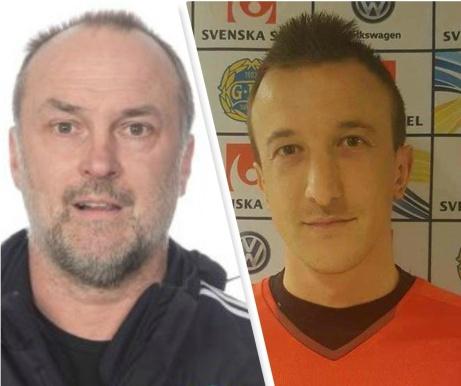 Åke Andersson blir kvar som tränare i Kuben trots degraderingen. Ex-allsvensken får Haris Devic till sin hjälp som spelande assisterande.