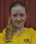 Skytteligaledaren Cajsa Hedlund, Infjärdens SK.