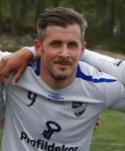 IFK Sundsvalls spelande tränare Olle Nordberg leder skytteligan i femman.