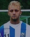 Wiskans spelande tränare och målskytt Christian Widmark.