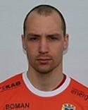 Marcus Krutzén höll länge Svartvik kvar i matchen.