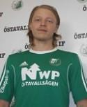 Robin Cardegren kan även göra mål i Stödes tröja, mot Ope två stycken till och med.