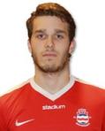 Thomas Colby skickade in sitt femte och sjätte mål i årets serie mot Älgarna.