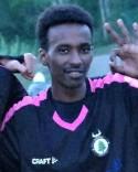 Flyfotade Hassan Osman passade fram till Norr Uniteds båda mål.