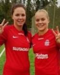 Anfallsduon Anna Edin och Clara Högbom splittras?