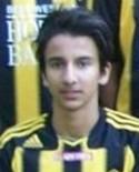 Förre Kuben- och Luckstaspelaren Elvin Jasari satte Norr Uniteds första mål på Flodbergs IP.