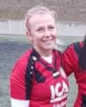 Alva Byström gjorde hattrick och både inledde och avslutade målandet i Söråkers 7-0-seger över Matfors.