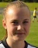Opes Rebecca Billl gjorde fyra mål och har nu totalt nätat 22 gånger.