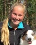 Fanny Häggström satte det första och spelade fram till det andra när Sundsvalls FF vann mot Fränsta.