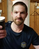Fyra mål, inkl. ett äkta hattrick, av Holms veterananfallare Niklas Wikholm.