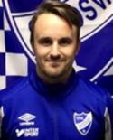 Robin Holmlund satte IFK Sundsvalls 2-0-mål på Viskans IP.