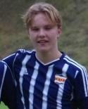 William Nilsson, Kovlands 16-åriga löfte, låg bakom tre av målen mot Hassel.