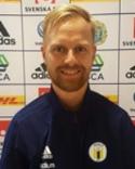 Fredrik Karström hängde en dubbel.
