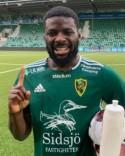 Med två mål före paus och ytterligare ett direkt efter tog Louison Likita död på spänningen.