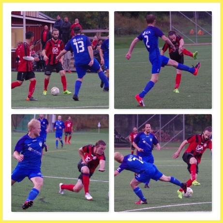 I den 14:e omgången bevakade Lokalfotbollen matchen mellan Söråker - Nedansjö. Foto: Pia Skogman, Lokalfotbollen.nu.
