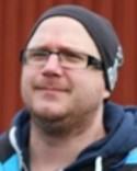 Mattias Nilsson är på gamla dar omskolad till forward och kvitterade i slutet mot Alnö.