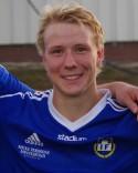 Filip Andersson-Roos avslutade Matfors målskytte i derbyt mot Nedansjö.