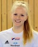 Moa Sjöström, Team TG FF, vann skytteligan och gjorde sex mål fler än hela Selånger tillsammans...