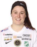 Moröns 25-årige anfallare Hayley Dowd tog hem skytteligan i Elitettan.