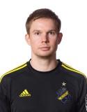 Johan Blombergs kvitteringsmål på sina forna lagkamrater räckte inte till poäng för GIF Sundsvall.