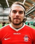 Niclas Möllhagen slapp spela back idag och tackade med att göra två mål.