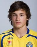 Christoffer Nerkman satte Sunds ledningsmål i 1-1-mötet på Stöde IP.