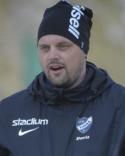 Patrick Davis slutar som tränare för Timrås damer efter två säsonger.