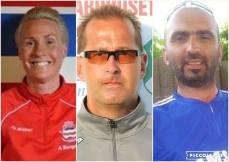 Anette Bergman slutar som tränare för Stödes division 2-damer. Hon ersätts av Marco Padellaro och Selim Tahiraj.