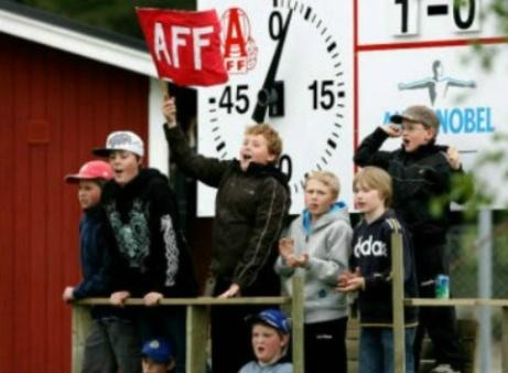 Albys damlag hade unga fans under sina matcher i den lokala damtrean och damfyran när det begav sig.
