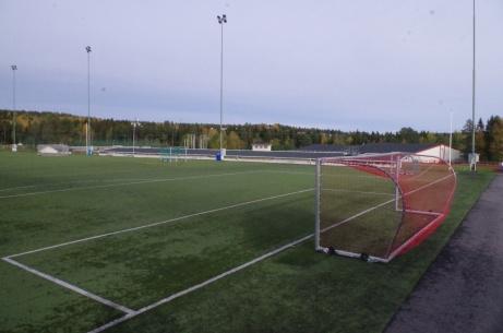 Baldershovs IP, konstgräs, Sundsvall
