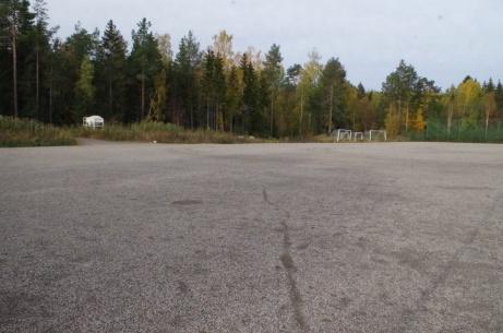 Baldershovs IP, grusplan,, Sundsvall